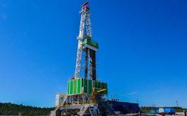 Буровая установка для бурения нефтяных скважин