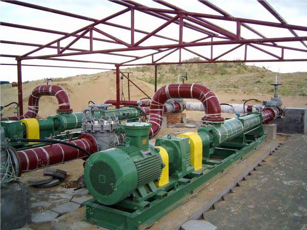 Насосы для добычи нефти