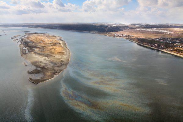 Загрязнение окружающей среды нефтью и нефтепродуктами