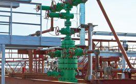 Обвязка нефтяной скважины схема