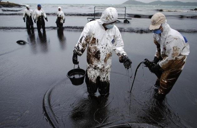загрязнение экологии в нефтяной промышленности
