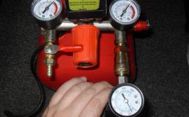 Рекдуктор давления